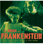 Vynil Franz Waxman - Bride Of Frankenstein - Ost