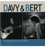 "Vynil Davy Graham & Bert Jansch - Live In Edinburgh (10"")"