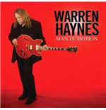 Vynil Warren Hayes - Man In Motion