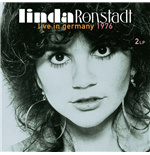 Vynil Linda Ronstadt - Live In Germany 1976 (2 Lp)