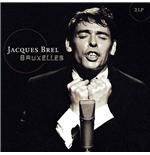 Vynil Jacques Brel - Bruxelles   Live At The Olympia 1961 (2 Lp)