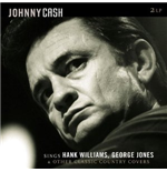 Vynil Johnny Cash - Sings Hank Williams, George Jones (2 Lp)