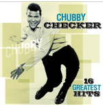 Vynil Chubby Checker - 16 Greatest Hits