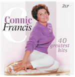 Vynil Connie Francis - Greatest Hits (2 Lp)