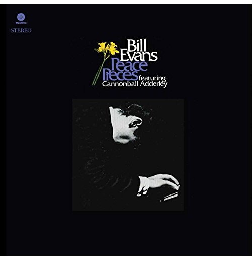 Vynil Bill Evans - Peace Pieces