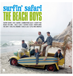 Vynil Beach Boys (The) - Surfin' Safari