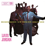 Vynil Louis Jordan - Somebody Up There Digs Me (Lp+Cd)