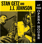 Vynil Stan Getz/Jj Johnson - At The Opera House