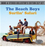 Vynil Beach Boys (The) - Surfin Safari  Mono/Stereo (2 Lp)