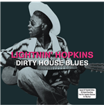 Vynil Lightnin' Hopkins - Dirty House Blues (2 Lp)