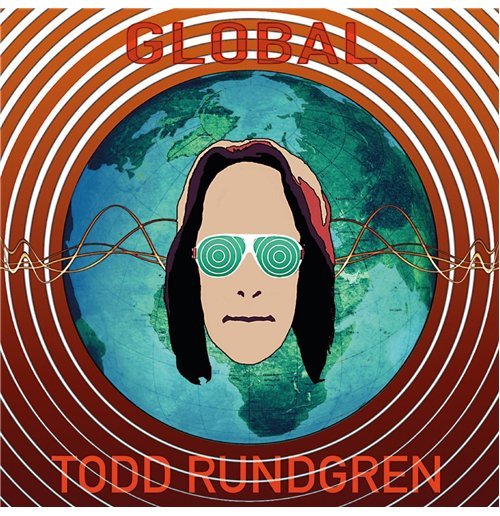 Vynil Todd Rundgren - Global: 180 Gram Lp