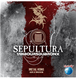 Vynil Sepultura - Metal Veins - Alive At Rock In Rio (2 Lp)