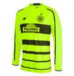 2015-2016 Celtic Third Long Sleeve Shirt