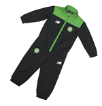 2015-2016 Celtic Infants Presenation Tracksuit (Black) - Kids