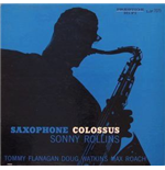 Vynil Sonny Rollins - Saxophone Colossus