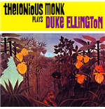 Vynil Thelonious Monk - Plays Duke Ellington