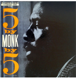 Vynil Thelonious Monk - 5 By 5 By Monk
