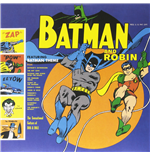 Vynil Sun Ra & The Blues Project - Batman & Robin