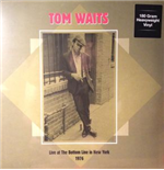Vynil Tom Waits - Live At The Bottom Line  Nyc (2 Lp)