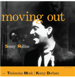 Vynil Sonny Rollins With T. Monk & K. Dorham - Movin' Out