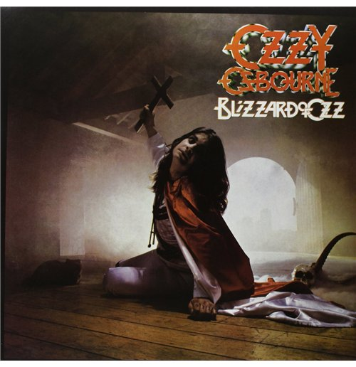 Vynil Ozzy Osbourne - Blizzard Of Oz