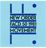 Vynil New Order - Movement