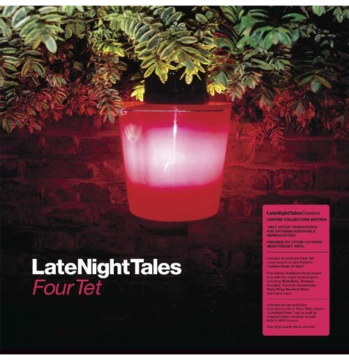 Vynil Four Tet - Late Night Tales (2 Lp)
