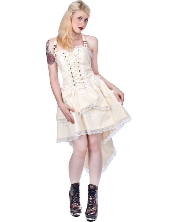 Aderlass Lolita Wing Steam Punk Dress