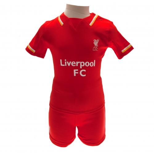 Liverpool F.C. Shirt & Short Set 12/18 mths