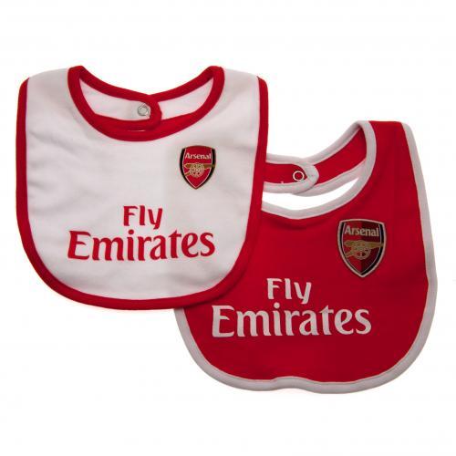 Arsenal F.C. 2 Pack Bibs RW for only £ 11.56 at MerchandisingPlaza UK