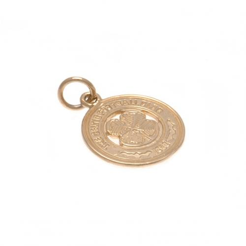 Celtic F.C. 9ct Gold Pendant