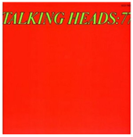 Vynil Talking Heads - 77