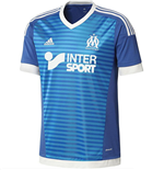 2015-2016 Marseille Adidas 3rd Shirt (Kids)