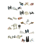 Star Wars Micro Machines Vehicles 3-Packs 2015 Wave 1 Assortment (12)