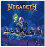 Vynil Megadeth - Rust In Peace