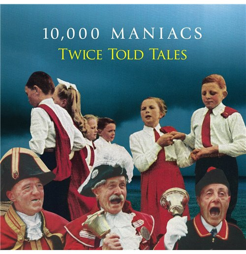 Vynil 10,000 Maniacs - Twice Told Tales