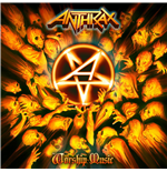 Vynil Anthrax - Worship Music (2 Lp)