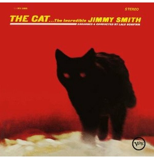 Vynil Jimmy Smith - The Cat