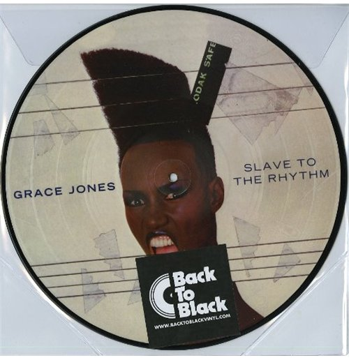 Vynil Grace Jones - Slave To The Rhythm