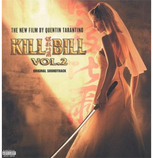 Vynil Kill Bill Vol.2