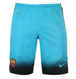 2015-2016 Barcelona Third Nike Football Shorts