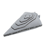 Star Wars Episode VII Plush Vehicle Star Destroyer Finalizer 20 cm