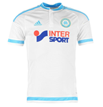 2015-2016 Marseille Adidas Home Shirt (Kids)