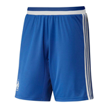 2015-2016 Marseille Adidas EU Training Shorts (Blue)