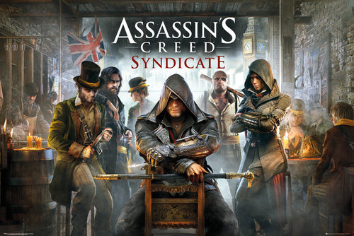 Assassins Creed Syndicate Pub Maxi Poster