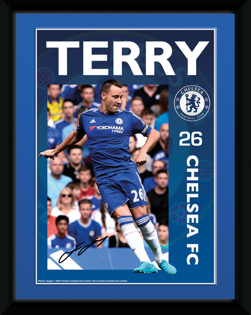 Chelsea Terry 15/16 Framed Collector Print