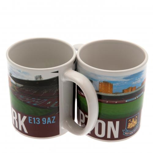 West Ham United F.C. Mug SD