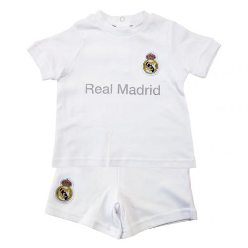 Real Madrid F.C. Shirt & Short Set 3/6 mths