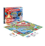 Pokemon Board Game Monopoly *German Version*
