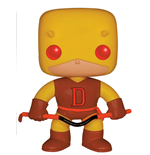 Marvel Comics POP! Vinyl Bobble-Head Yellow Daredevil Limited 9 cm